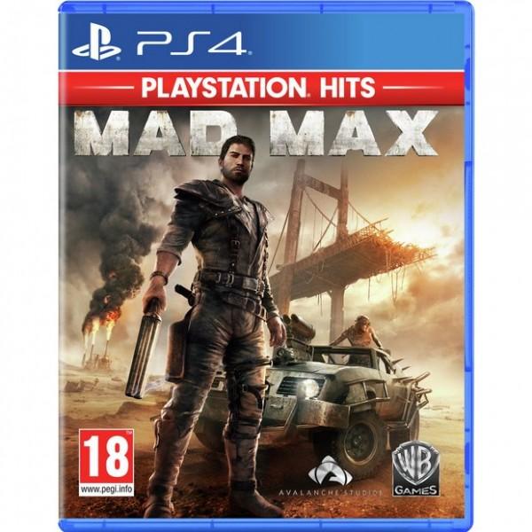 PS4 Mad Max Playstation Hits