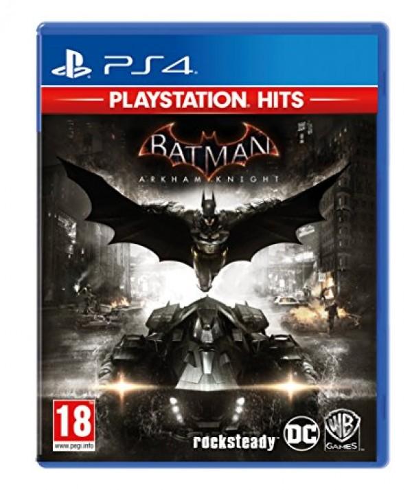 PS4 Batman Arkham Knight Playstation Hits