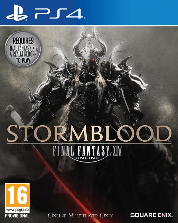 PS4 Final Fantasy XIV StormBlood exp. (incl. Heavensward exp.)