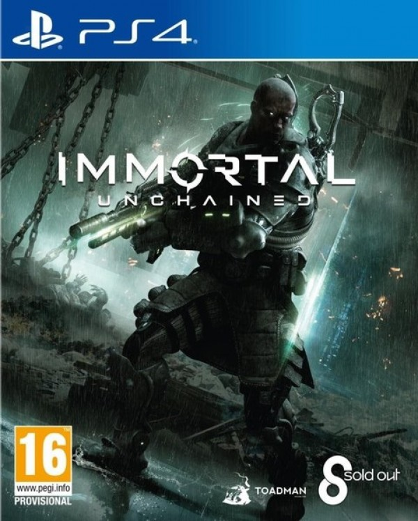 PS4 Immortal: Unchained
