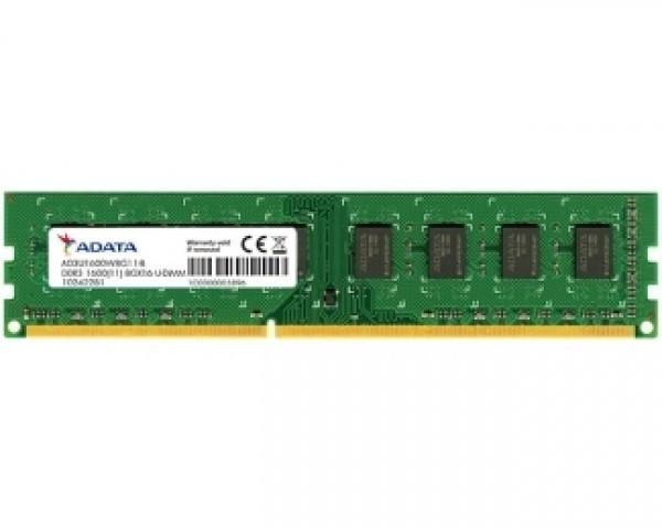 A-DATA DIMM DDR3 8GB 1600MHz AD3U1600W8G11-B