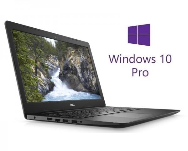 DELL Vostro 3591 15.6'' FHD i7-1065G7 8GB 512GB SSD GeForce MX230 2GB YU Win10Pro crni 5Y5B