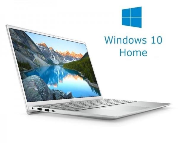 DELL Inspiron 5501 15.6'' FHD i5-1035G1 8GB 512GB SSD Backlit Win10Home srebrni 5Y5B