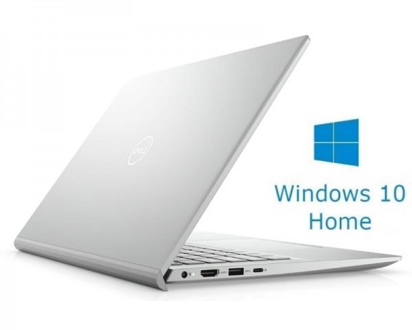 DELL Inspiron 5401 14'' FHD 300nits i5-1035G1 8GB 512GB SSD Backlit Win10Home srebrni 5Y5B