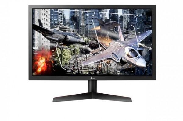 Monitor 24 LG 24GL600F-B TN 1ms2xHDMIDP