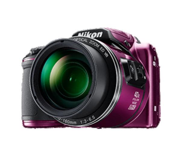 NIKON COOLPIX B500 digitalni aparat Ljubicasti