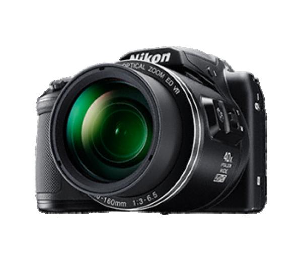 NIKON COOLPIX B500 digitalni aparat  Crni