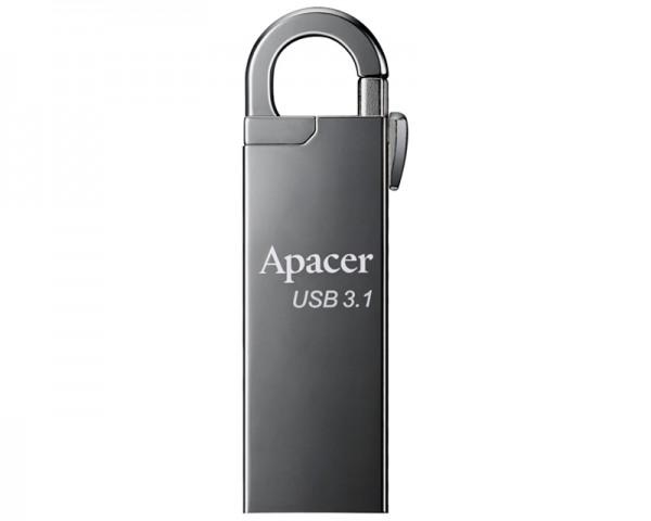 APACER 64GB AH15A USB 3.1 flash sivi
