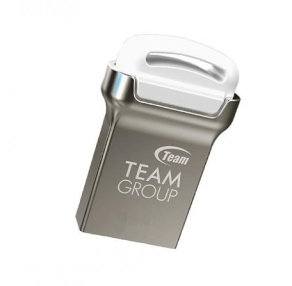 TeamGroup 16GB C161 USB 2.0 WHITE TC16116GW01