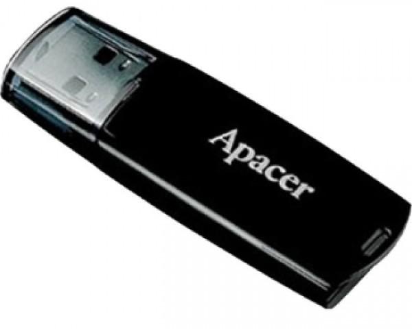 APACER 32GB AH322 USB 2.0 flash crni