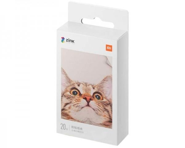 XIAOMI MI portable photo printer paper 2x3 - inch