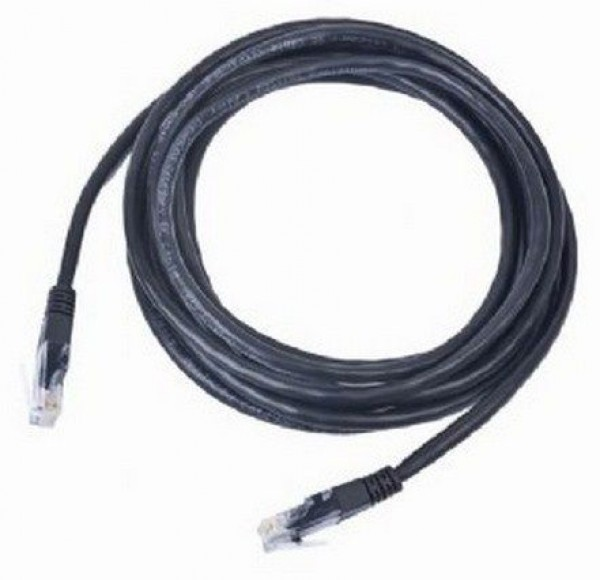 PP12-0.25M/BK Gembird Mrezni kabl 0.25m black