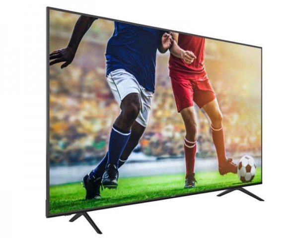 HISENSE 75'' 75A7100F Smart LED Ultra HD digital TV G
