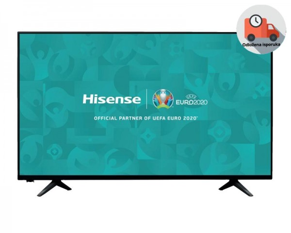 HISENSE 58'' 58A7100F Smart LED Ultra HD digital TV
