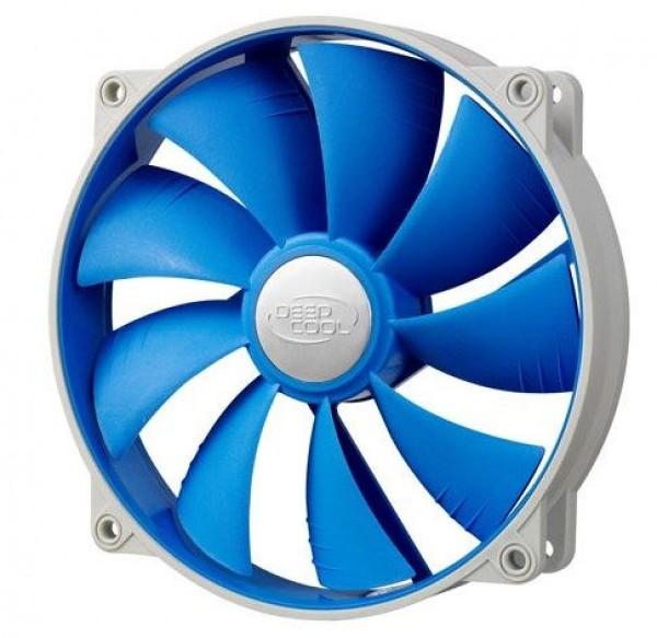 DeepCool UF140 * 140x140x26mm ball bearing ventilator, 700-1200rpm, 17.6-26.7dBa, 72CFM, 17 (1009)