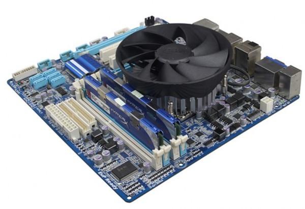 DeepCool THETA115 Intel socket cpu kuler 65W 120mmFan 1600rpm 55CFM 21dBa LGA115x/ i7i5i3 PG 255gr