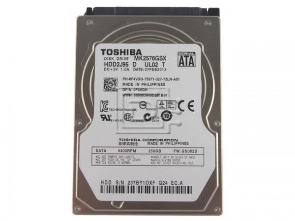 HDD 2.5'' ** 320GB MK3276GSX TOSHIBA 5400RPM 8MB SATA 9,5mm