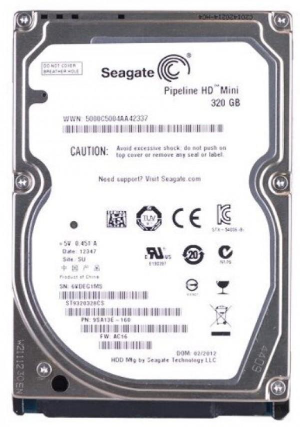 HDD 2.5'' ** 320GB ST9320328CS SEAGATE 5400RPM 8MB SATA 9,5mm