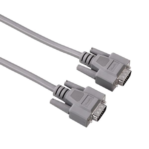 HAMA VGA kabl (m/m) 5m (Sivi) - 42092