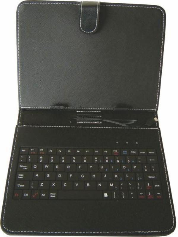 TA-PCK8-BLACK ** Gembird US Tastatura za 8'' (i 7'') Tablet PC sa futrolom i micro USB konektorom(591)