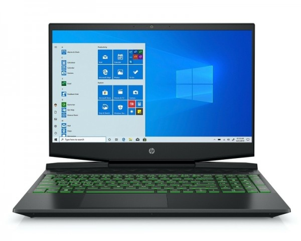 HP Pavilion Gaming 15-DK0056 15.6'' FHD i5-9300H 8GB 256GB SSD GeForce GTX 1650 Backlit Win10Home crni (6WC31UA)