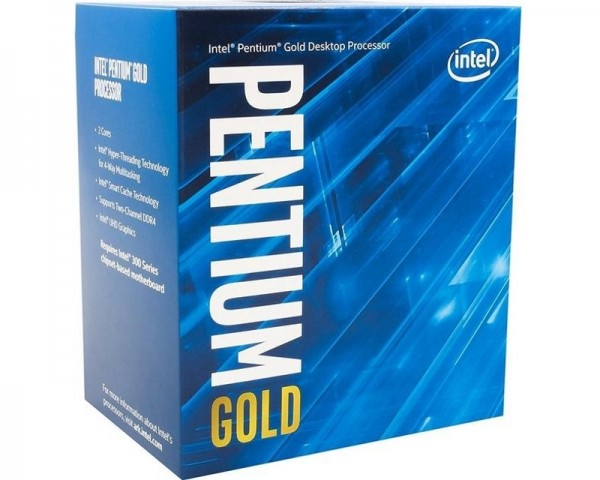 INTEL Pentium Gold G6400 2-Core 4.0GHz Box