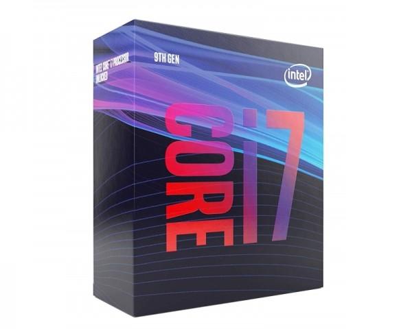 INTEL Core i7-9700 8-Core 3.0GHz (4.7GHz) Box