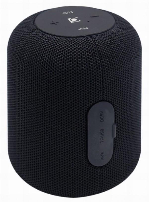 SPK-BT-15-BK Gembird Portable Bluetooth speaker +handsfree 5W, USB, SD, AUX, black