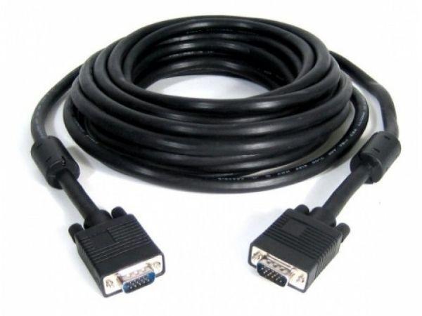 CC-PPVGA-20M-B Gembird VGA to VGA kabl black 20m