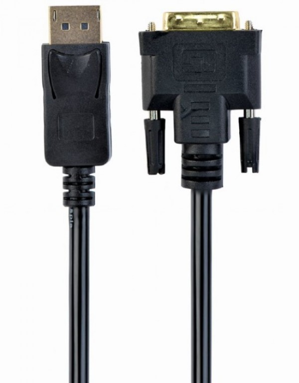 CC-DPM-DVIM-1M Gembird DisplayPort na DVI digital interface kabl 1m