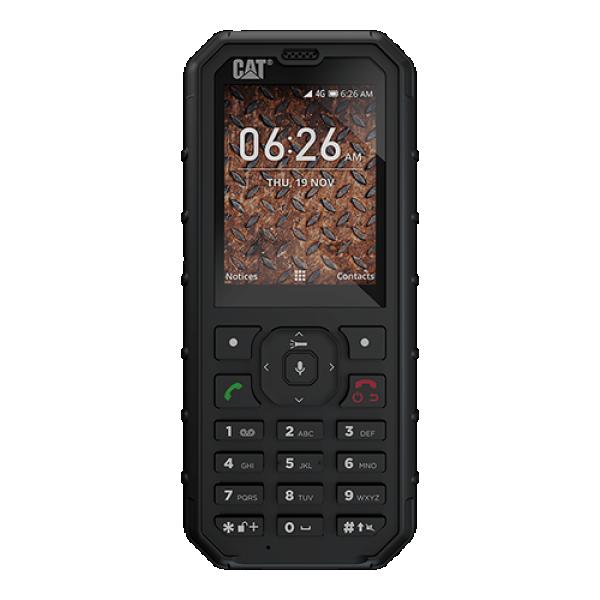 CAT B35 Mobilni telefon (Crna) 2.4'', 512 MB, 4 GB, 2.0 Mpix