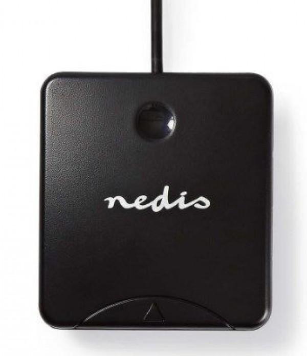 CRDRU2SM1BK Smart card reader USB 2.0 Citac za licne karte, saobracajne, bankarske kartice