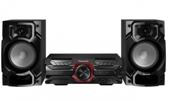 PANASONIC linija mini CD stereo SC-AKX320E-K