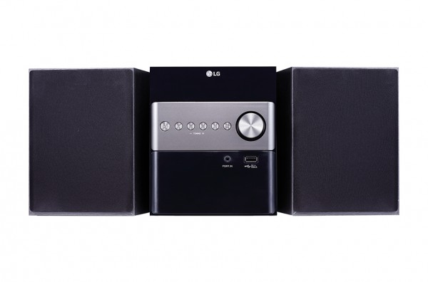 Mikro linija, CD-R/RW/MP3/WMA Playback, Bluetooth, AM/FM Radio Tuner (RDS),  Total 10W(5W+5W), USB Recording ( CM1560 )
