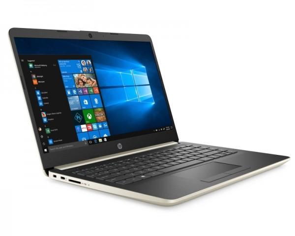 HP 14-DQ1037WM 14'' i3-1005G1 4GB 128GB SSD Win10Home srebrni