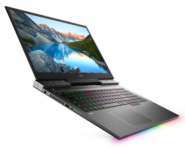 DELL G7 7700 17.3'' FHD 144Hz 300nits i5-10300H 8GB 512GB SSD GeForce GTX 1660Ti 6GB RGB Backlit FP Win10Pro crni 5Y5B