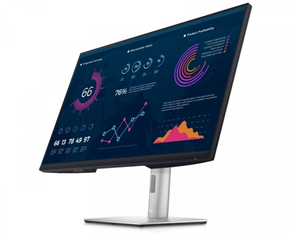 DELL 31.5'' P3221D QHD USB-C Professional IPS monitor