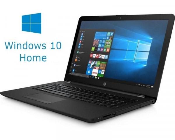 HP 15-RA012 15.6'' Celeron N3060 4GB 500GB ODD Win10Home crni