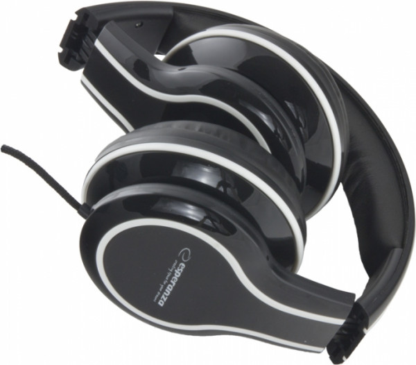 ESPERANZA slušalice LEH136K crne