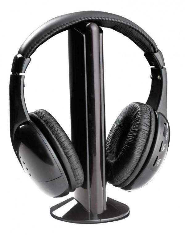 TITANUM Slušalice Bluetooth LTH110 crne