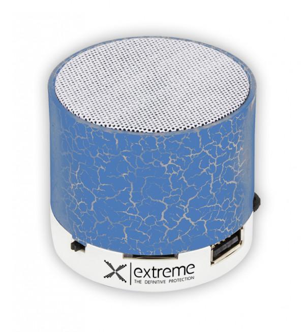 EXTREME bluetooth zvučnik LXP101B plavi