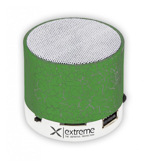 EXTREME bluetooth zvučnik LXP101G zeleni