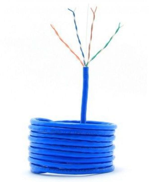 UPC-5004E-SO-BLUE Gembird UTP, cat.5E, Indoor, solid, Cu, kotur 305m FO