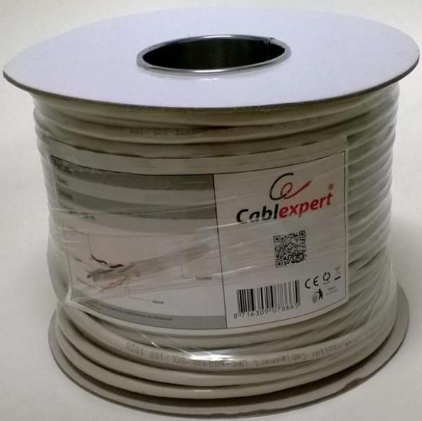FPC-6004-L/100 Gembird FTP cat.6 Indoor licnasti CCA kotur 100m