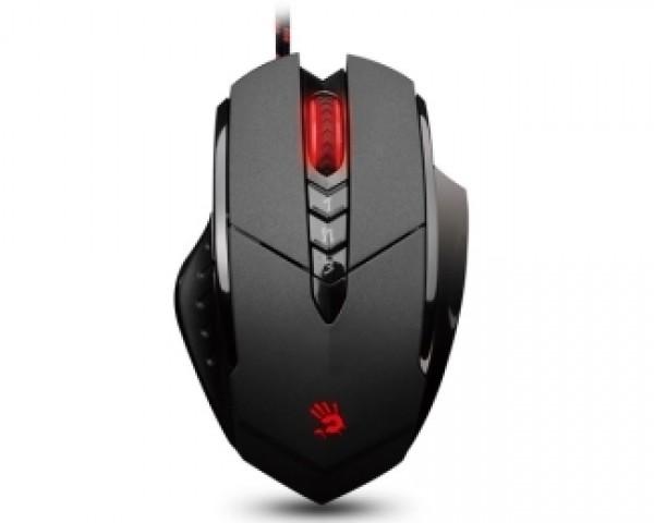 A4 TECH V7M Bloody Gaming Optical USB crni miš