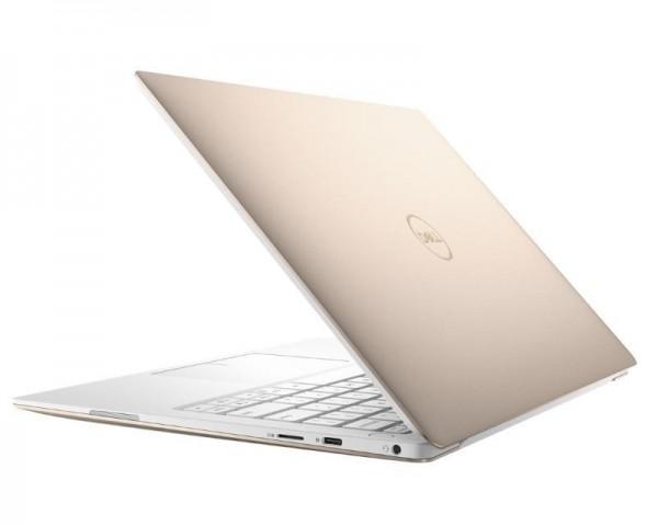 DELL XPS 13 (9370) 13.3'' 4K UHD Touch Intel Core i7-8550U 1.8GHz (4.0GHz) 8GB 256GB SSD Backlit Windows 10 Professional 64bit Rose Gold 5Y5