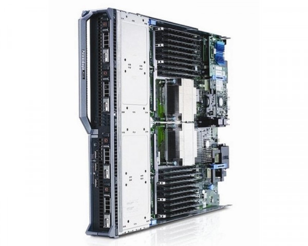 DELL PowerEdge M710 Quad Core Xeon E5687 3.6GHz 8GB 146GB SAS $