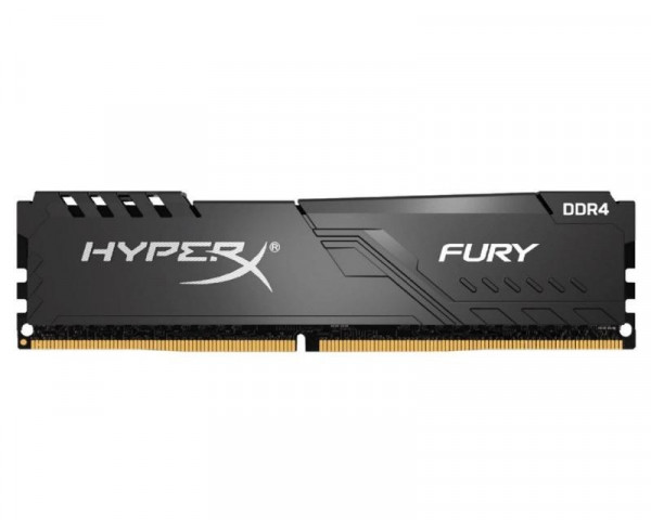 KINGSTON DIMM DDR4 4GB 3200MHz HX432C16FB34 HyperX Fury Black