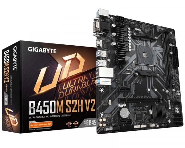 GIGABYTE B450M S2H V2 rev 1.0