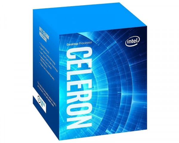 INTEL Celeron G5900 2-Core 3.4GHz Box